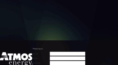 webapps.atmosenergy.com -