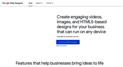 webdesigner.withgoogle.com -