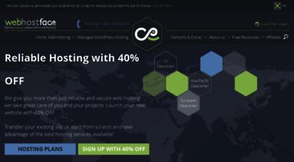 webhostface.com