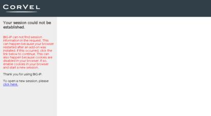 webmail.corvel.com -