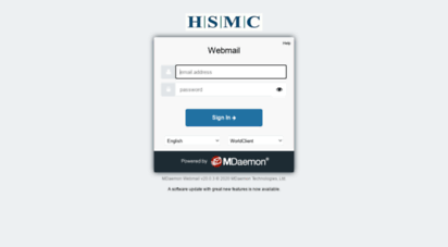 webmail.hsmc.org -
