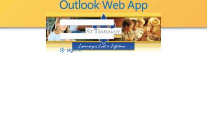webmail.stpsb.org -