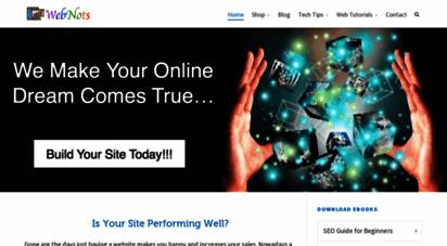 webnots.com - webnots - a tech & web platform