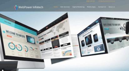 Welcome To Webpowerinfotech Com Web Design And Development Company Tunbridge Wells Kent