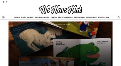 wehavekids.com - wehavekids - family