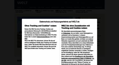 welt.de - welt - aktuelle naichten, news, hintergründe & videos