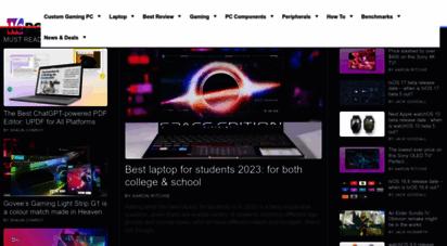 wepc.com - wepc  let´s build your dream gaming computer