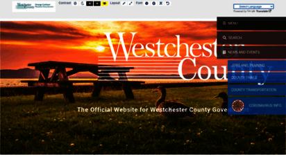 westchestergov.com - westchestergov.com