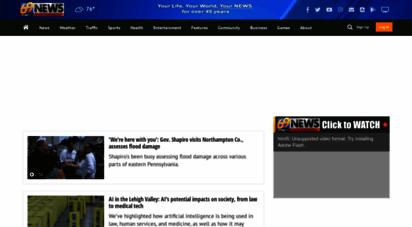 wfmz.com - home - wfmz  your life, your world, your news