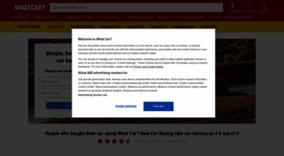 whatcar.com - new and used car reviews, car deals  what car?