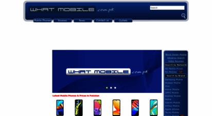 whatmobile.com.pk - mobile phone prices - pakistan´s daily d mobile phone prices pakistan what mobile