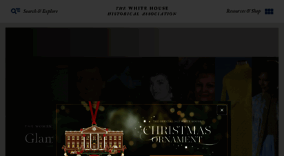 whitehousehistory.org - the white house historical ssociation