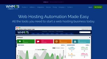 whmcs.com - whmcs  web hosting billing & automation platform