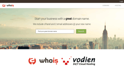 whois.com.au