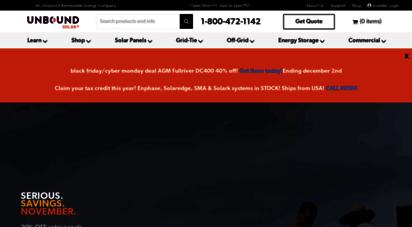 wholesalesolar.com - wholesale solar - diy solar, panels & complete systems  wholesale solar
