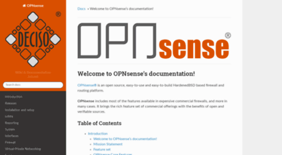 Welcome to Forum opnsense org - OPNsense Forum - Index