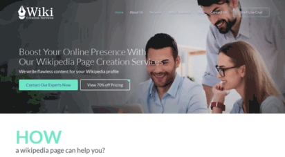 wikicreation.services -