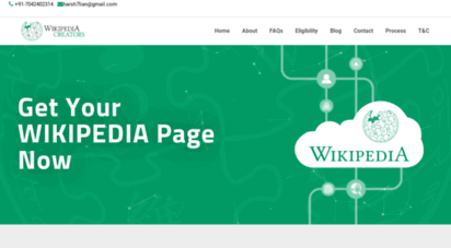 wikipediacreators.com -