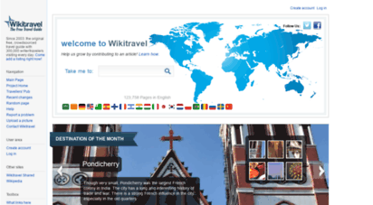 wikitravel.org - wikitravel - the free travel guide