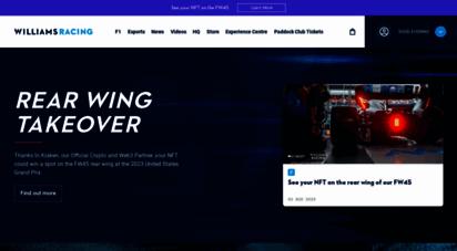 williamsf1.com