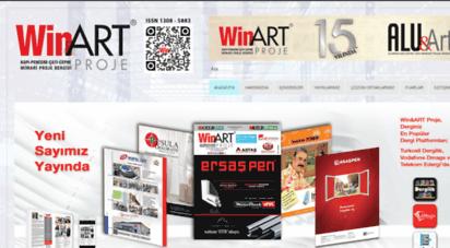 winartproje.com - win&art proje dergisi - anasayfa