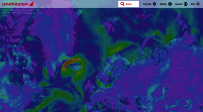windfinder.com - windfinder - wind forecasts, wind map, wind speed & weather reports