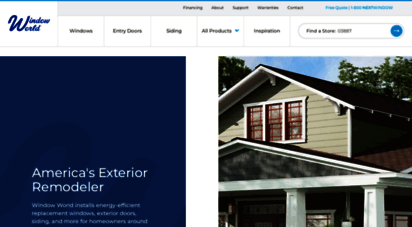windowworld.com - replacement windows by window world, energy efficient vinyl windows