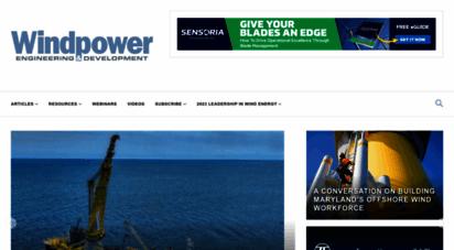 windpowerengineering.com -