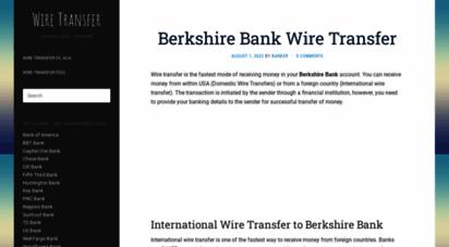 wiretransfer.io - wire transfer - decoding money transfers