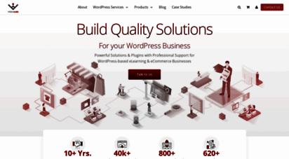 wisdmlabs.com - open source solution development specialists