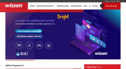 wissenakademie.com - eğitimden daha fazlası  wissen akademie