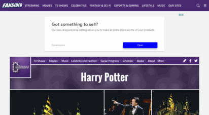 wizardsandwhatnot.com - wizards and whatnot - the potterverse and beyond