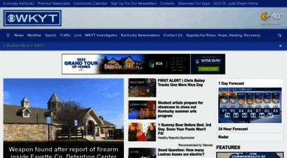 wkyt.com - wkyt  kentucky local news, weather, sports  lexington, ky