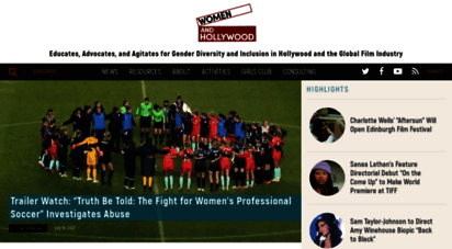 womenandhollywood.com - women & hollywood — from a feminist perspective