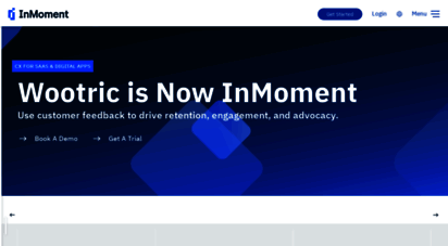 wootric.com - wootric  customer experience management & insight