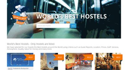 worldbesthostels.com - world´s best hostels