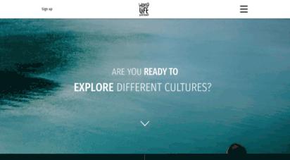 worldlifeexperience.com - world life experience i are you ready to make an impact?
