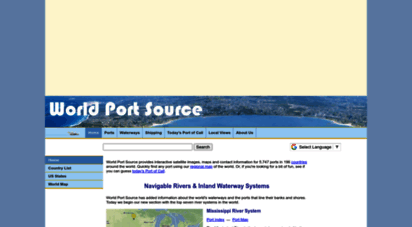 worldportsource.com - wps - home page