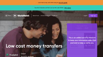 worldremit.com