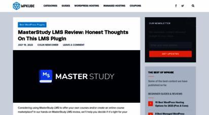 wpkube.com - wordpress themes, plugins, reviews, & tutorials - wpkube