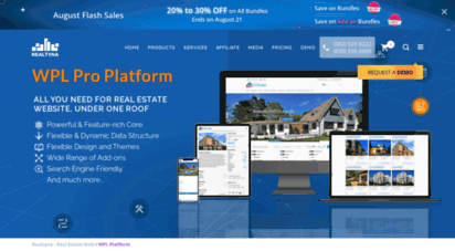 Welcome to Wpl realtyna com - WPL Platform - Realtyna