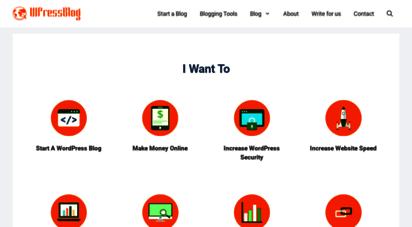 wpressblog.com - wpressblog - learn blogging and make money online