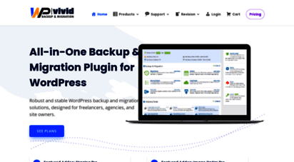 wpvivid.com - wpvivid backup plugin-all in one free backup plugin for wordpress - wpvivid backup & migration plugin pro