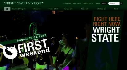 wright.edu - wright state university