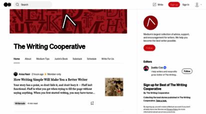 writingcooperative.com - the writing cooperative