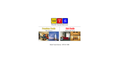 wts.com.tr - world travel service - wts