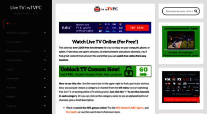 wtvpc.com - wtvpc search engine
