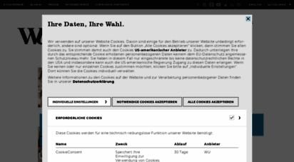 wu.ac.at - wirtschaftsuniversität wien: wu wirtschaftsuniversität wien