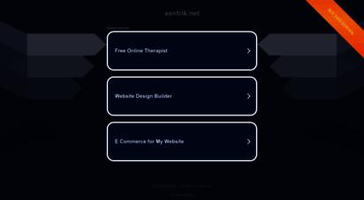 similar web sites like xentrik.net