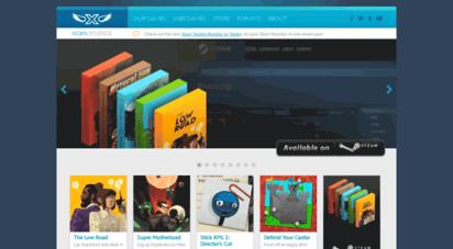 xgenstudios.com - xgen studios - online games